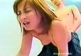 「もっと奥頂戴お兄ちゃん〜」茶髪JKの妹がビクンビクン激痙攣アクメ!