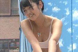 【 盗撮系 MM号|紺野あさ美 似】22歳4年女子大生が男友達|オイル素股してたらヌルっと挿入!