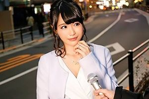 【街行くセレブ人妻ナンパ】大橋さん 29歳。清楚なM気質の美女を押し倒したら…