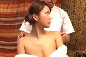 【若菜奈央】お高くとまった爆乳セレブを媚薬でメス豚化!