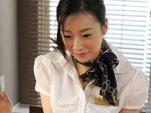 都内某所にある会員制高級サロンを訪れたら菅野紗世ちゃんが出てきてカメラでは映せないほどのエロ回春マッサージ
