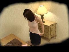 媚薬で完全に理性崩壊した美女が自分から上になってエロい腰振りを披露!