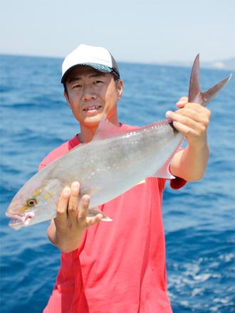 俊海丸カンパチ60cm