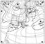 11月23日天気図