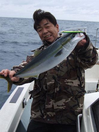 YOSHIBOさんメジロ