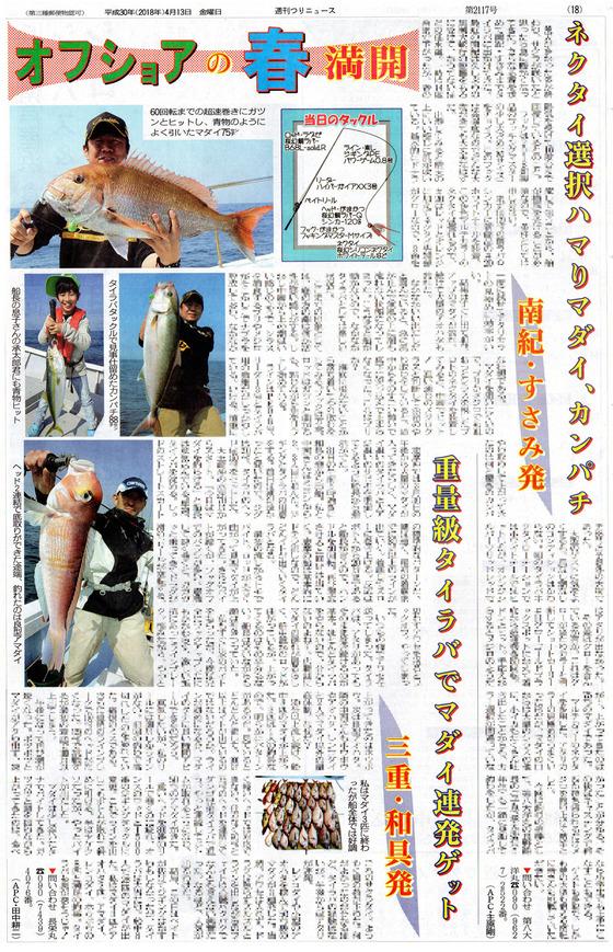 つりニュース2117記事