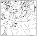 8.23天気図