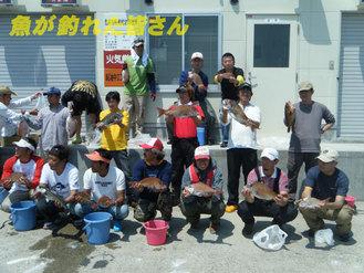 鯛カブラ大会4