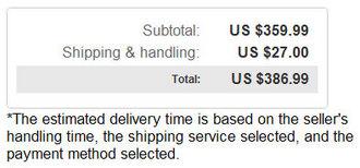 eBayは安い!
