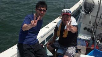 角さん吉田さん
