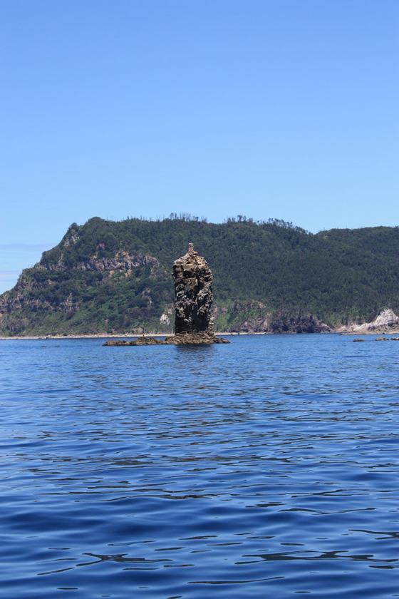 12ローソク岩