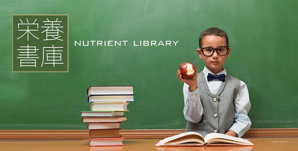 栄養書庫 イメージ画像