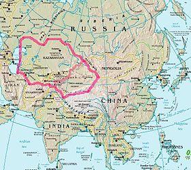 今東トルキスタン共和国で大変な事が起こっている事を知ってほしい
