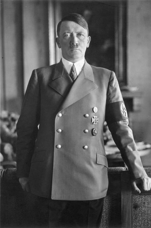 ヒトラー=人類史上最悪の人物という風潮