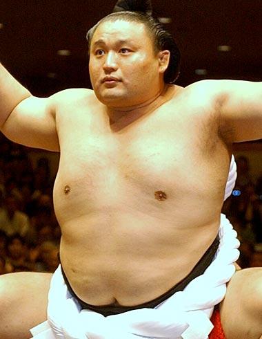 お相撲さん時代の貴乃花