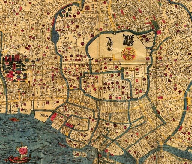 日本の歴史上で最大・最強の城は江戸城
