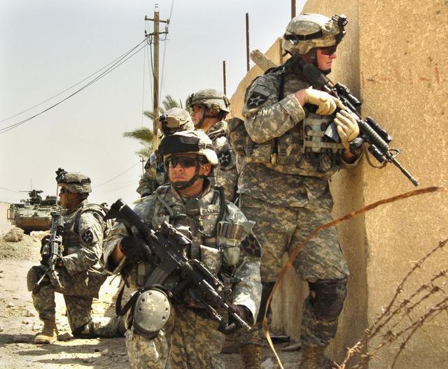 2ID_Recon_Baghdad