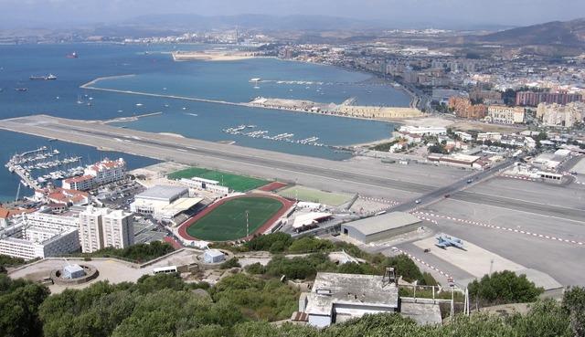 Gibraltar-lotnisko