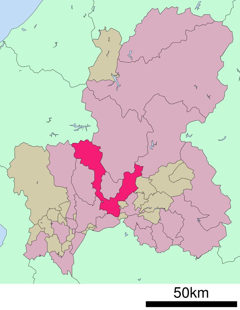 【緊急討論】群馬県桐生市の形がどう考えてもおかしい件:哲学 ...