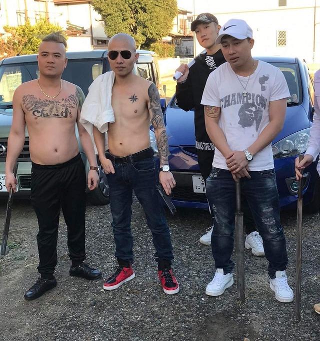 【画像あり】 ベトナム人「家畜窃盗団」逮捕4人の写真がこちらwwwww