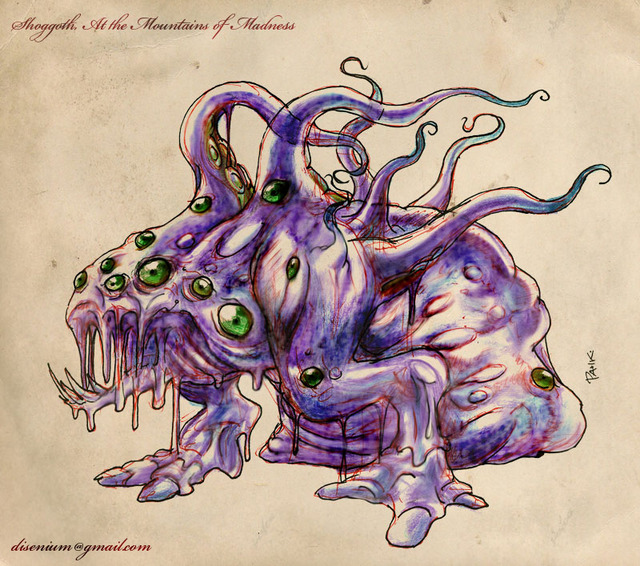 Shoggoth_by_pahko