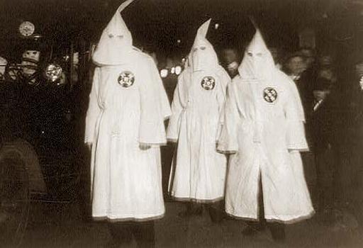 KKK装束