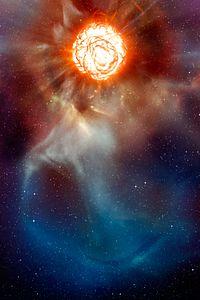 A_plume_on_Betelgeuse_(artist's_impression)