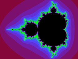 250px-Mandelbrot_set_with_coloured_environment