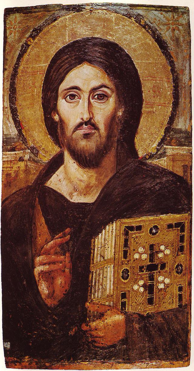640px-Christ_Icon_Sinai_6th_century