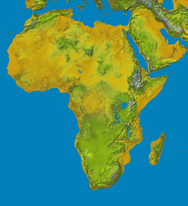 Topography_of_africa