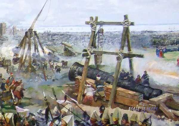 ウルバン砲