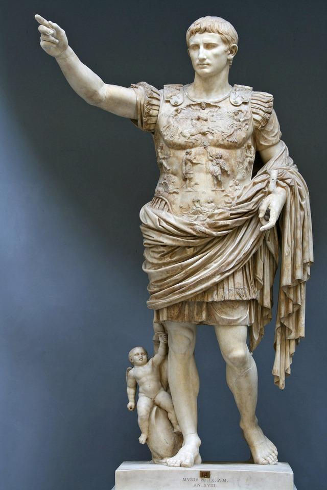 世界の皇帝はローマ皇帝と中華皇帝と天皇の3つしかいない件について