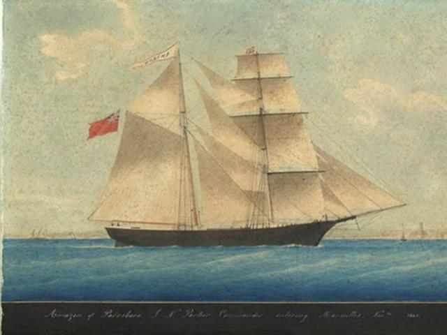 Mary_Celeste_as_Amazon_in_1861