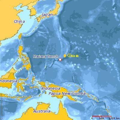 世界一深い海溝が水深10kmでわろた