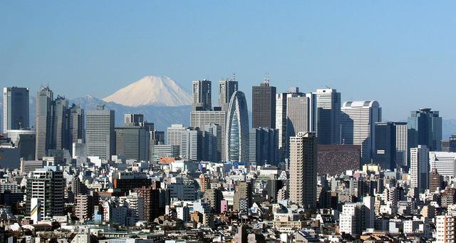 新宿とかおしゃれな場所にいる人たちってどういう人たちなんや?