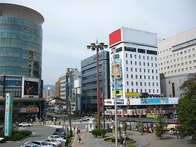 長野駅善光寺口前