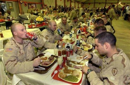 兵の食事をかるんじる者に戦の勝利無し