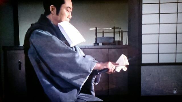 武士が刀の手入れしてる時に口に咥えてる白い紙あるじゃん?