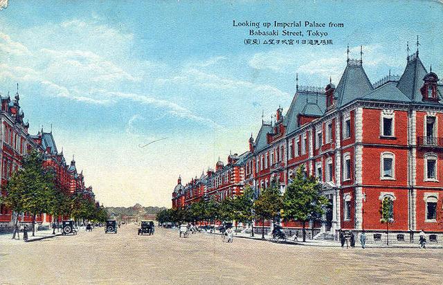 Marunouchi_London_Street_1920s