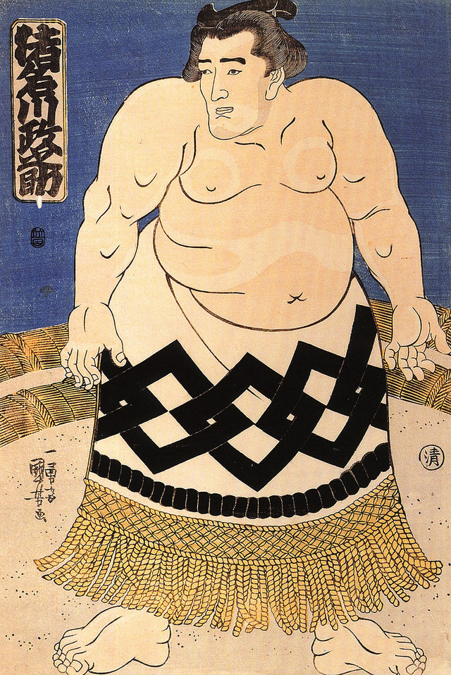 800px-Kuniyoshi_Utagawa,_The_sumo_wrestler