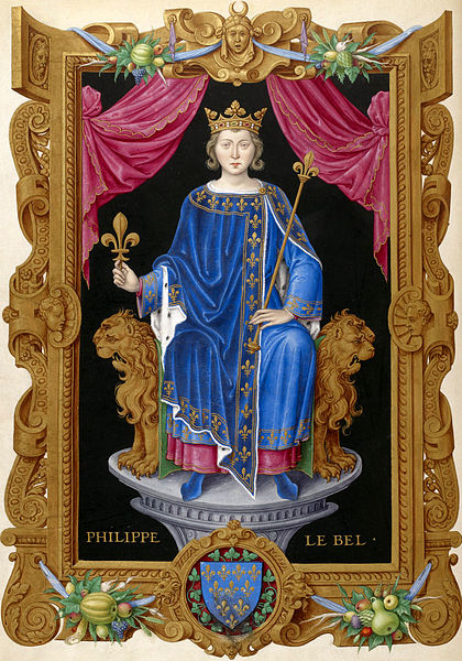 420px-Philippe_IV_le_Bel