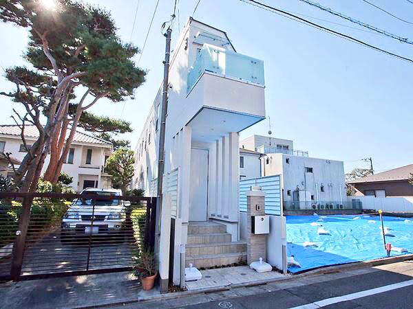 【悲報】世田谷区に7200万円で買える一軒家が結構狭い