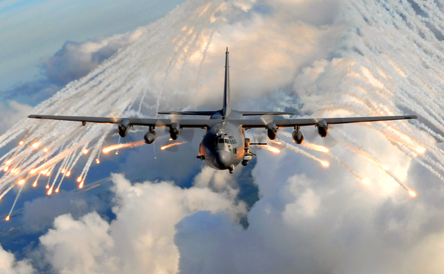 AC-130_Training