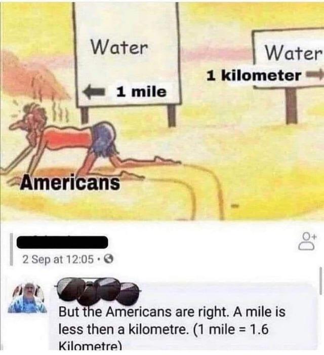 【画像】アメリカを皮肉った画像、イギリスでバズるwww