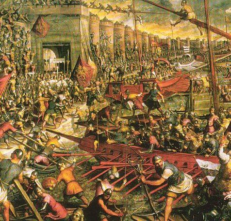 【騎士 vs. 武士】12,3世紀の日本に十字軍が攻めてきたら勝てただろうか?