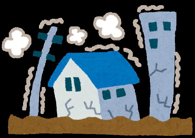 地震より恐い自然災害