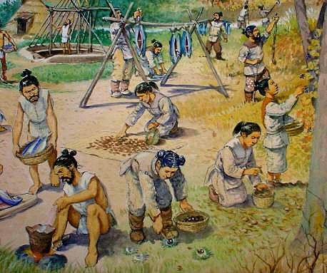 縄文時代って一万年も続いてたらしいけど、その間に生まれた天才は何してたの?