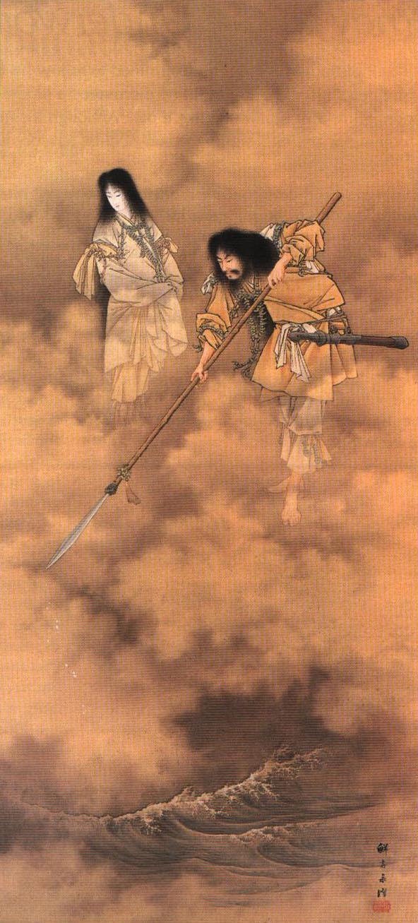 日本の神様って強いの居ないよな