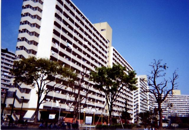 Takashimadaira_housing_development