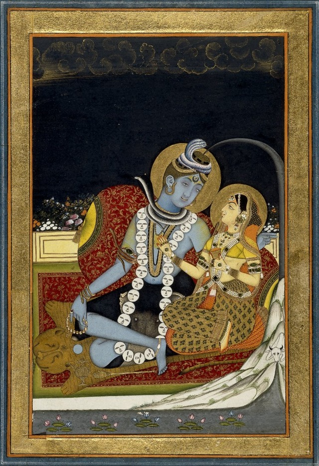 インド三大神 「シヴァ」「ヴィシュヌ」